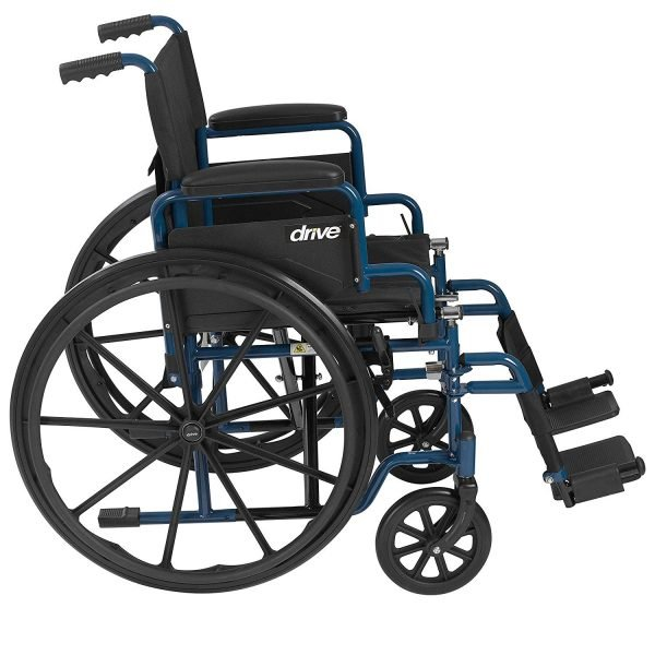 Drive Medical Wheelchair with Flip Back Desk Arms