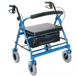 Heavy Duty Four Wheel Walker Rental